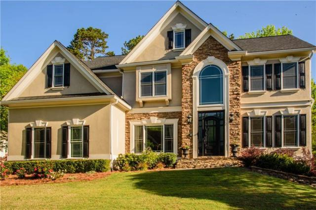 1325 Hillcrest Heights, Alpharetta, GA 30005 (MLS #6001863) :: North Atlanta Home Team