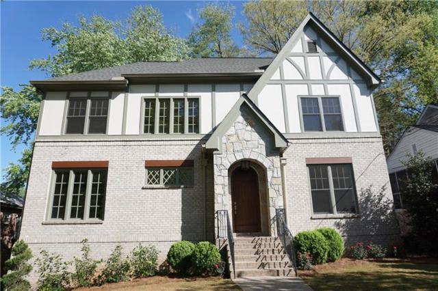 1295 Cumberland Road NE, Atlanta, GA 30306 (MLS #6001874) :: Carr Real Estate Experts