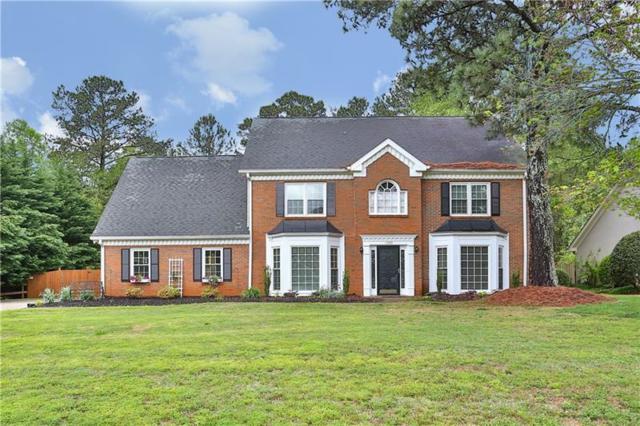 11935 N Hickory Trace, Alpharetta, GA 30004 (MLS #6001906) :: Buy Sell Live Atlanta
