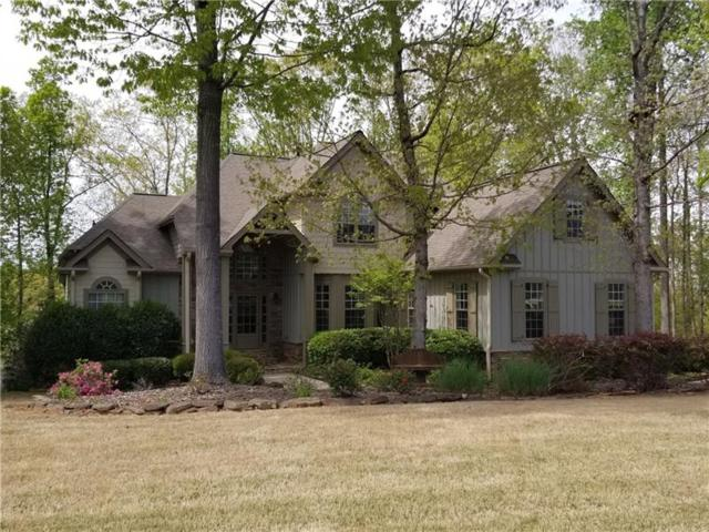 5635 Chestatee Landing Drive, Gainesville, GA 30506 (MLS #6002052) :: The Bolt Group