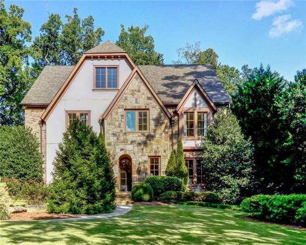 4163 Carmain Drive NE, Atlanta, GA 30342 (MLS #6002133) :: Rock River Realty