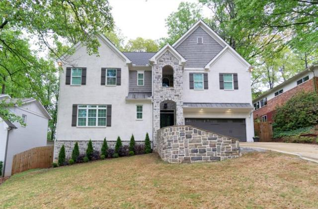 2658 Cove Circle NE, Brookhaven, GA 30319 (MLS #6002139) :: RE/MAX Paramount Properties