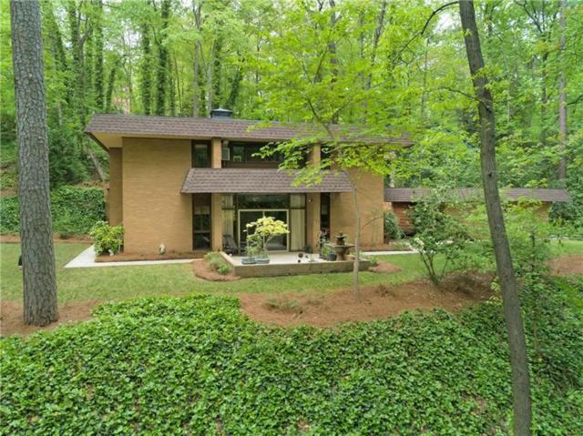 1352 W Wesley Road NW, Atlanta, GA 30327 (MLS #6002247) :: Rock River Realty