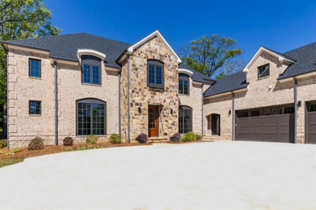 940 Dunwoody Club Drive, Sandy Springs, GA 30350 (MLS #6002430) :: Rock River Realty