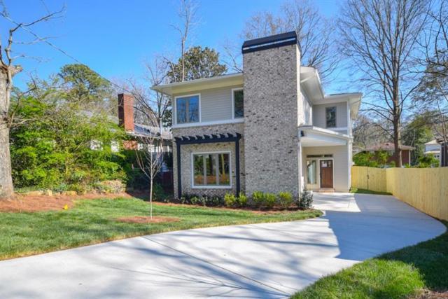 1411 Van Epps Avenue SE, Atlanta, GA 30316 (MLS #6002455) :: North Atlanta Home Team