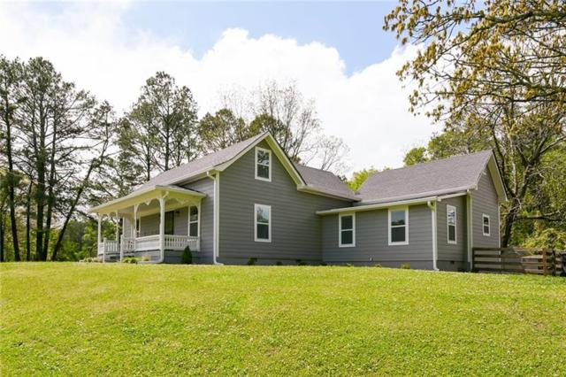 2652 Marshall Fuller Road, Dallas, GA 30157 (MLS #6002493) :: Rock River Realty