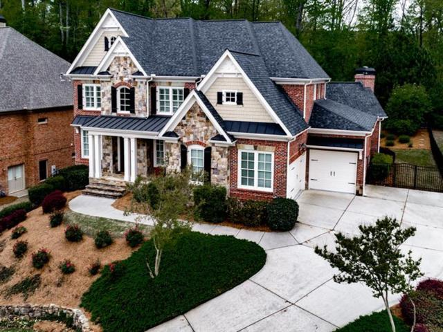 213 Fernwood Place, Woodstock, GA 30188 (MLS #6002547) :: The Bolt Group