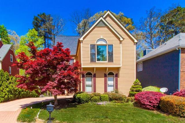 2552 Briers North Drive, Dunwoody, GA 30360 (MLS #6002569) :: The Bolt Group