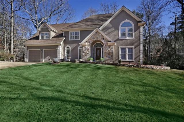 160 Spalding Creek Court, Sandy Springs, GA 30350 (MLS #6002595) :: RE/MAX Paramount Properties