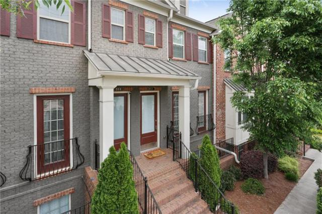 313 Alderwood Lane, Atlanta, GA 30328 (MLS #6002650) :: The Bolt Group