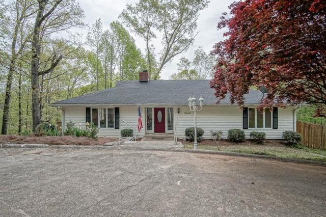 3848 Corinth Drive, Gainesville, GA 30506 (MLS #6002694) :: The Bolt Group