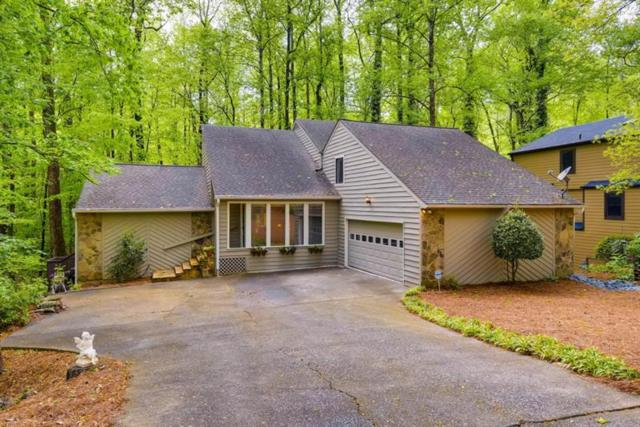 2754 Eagle Ridge Road, Marietta, GA 30062 (MLS #6002983) :: North Atlanta Home Team