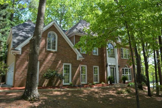 202 Colonial Drive, Woodstock, GA 30189 (MLS #6002999) :: The Russell Group