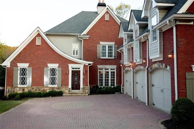 145 Stone Pond Lane, Johns Creek, GA 30022 (MLS #6003011) :: RE/MAX Paramount Properties
