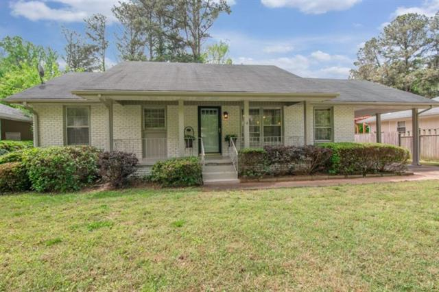 2413 Hunting Valley Drive, Decatur, GA 30033 (MLS #6003082) :: The Russell Group