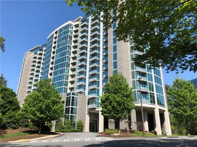 3300 Windy Ridge Parkway SE #502, Atlanta, GA 30339 (MLS #6003162) :: Willingham Group