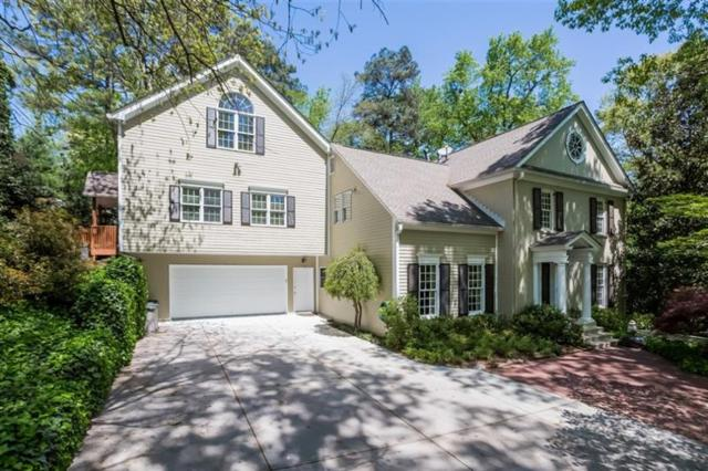 4250 Woodland Brook Drive, Atlanta, GA 30339 (MLS #6003287) :: The Hinsons - Mike Hinson & Harriet Hinson