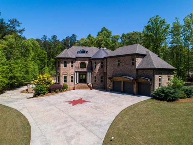 200 Platinum Ridge Point, Fayetteville, GA 30215 (MLS #6003475) :: Rock River Realty