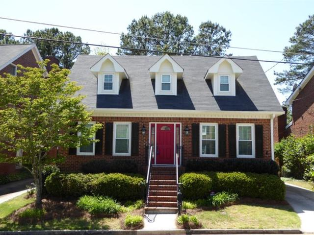 3218 Henderson Walk, Atlanta, GA 30340 (MLS #6003535) :: North Atlanta Home Team
