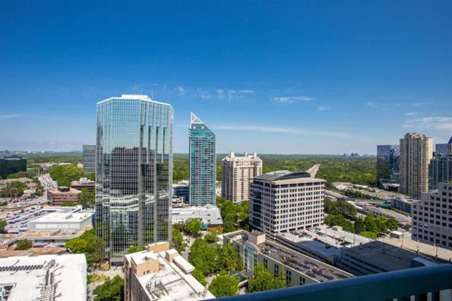 3324 Peachtree Road NE #2219, Atlanta, GA 30326 (MLS #6003585) :: Kennesaw Life Real Estate