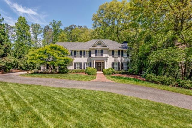 625 Willow Knoll Drive, Marietta, GA 30067 (MLS #6003811) :: The Russell Group