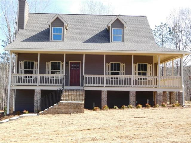 128 Harlan Trace, Villa Rica, GA 30180 (MLS #6003955) :: The Russell Group