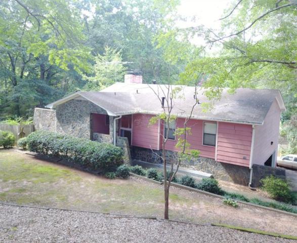 599 Lakewood Drive, Griffin, GA 30223 (MLS #6003958) :: RE/MAX Paramount Properties