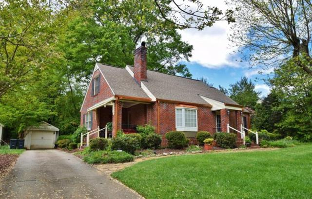869 Cherokee Road, Gainesville, GA 30501 (MLS #6003961) :: The Russell Group