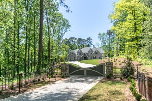 3958 Beechwood Drive NW, Atlanta, GA 30327 (MLS #6004027) :: North Atlanta Home Team