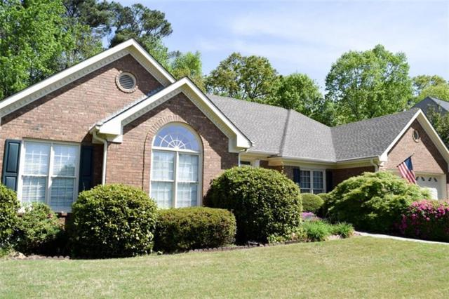 5287 Candleberry Drive SW, Lilburn, GA 30047 (MLS #6004030) :: The Russell Group