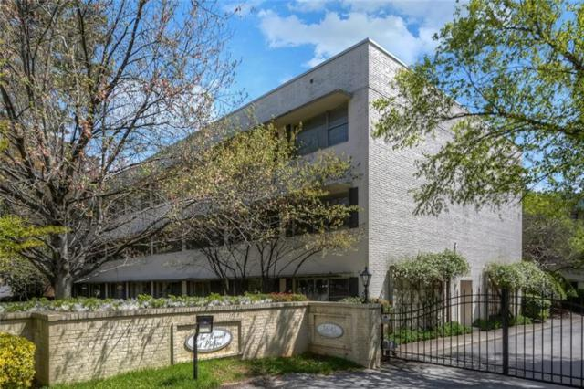 3645 Peachtree Road NE #107, Atlanta, GA 30319 (MLS #6004179) :: Kennesaw Life Real Estate