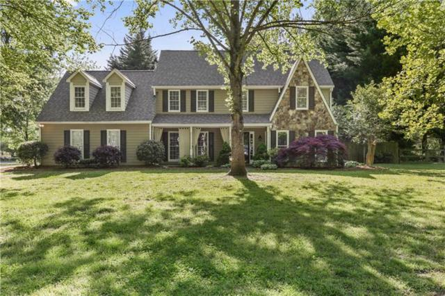 1501 Cumberland Court, Alpharetta, GA 30009 (MLS #6004247) :: North Atlanta Home Team