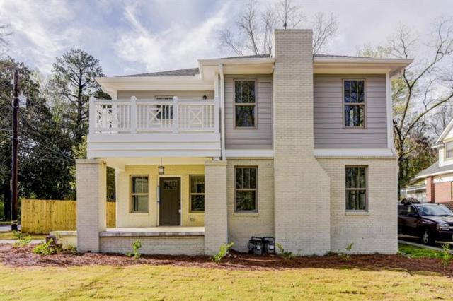 1868 Mercer Avenue, College Park, GA 30337 (MLS #6004275) :: The Bolt Group