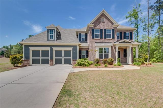1045 Fords Crossing Drive NW, Acworth, GA 30101 (MLS #6004303) :: Iconic Living Real Estate Professionals