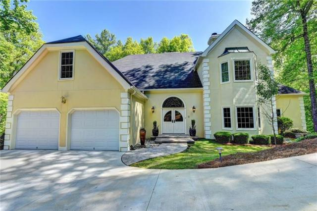 145 Classic Cove, Sandy Springs, GA 30350 (MLS #6004341) :: RE/MAX Paramount Properties
