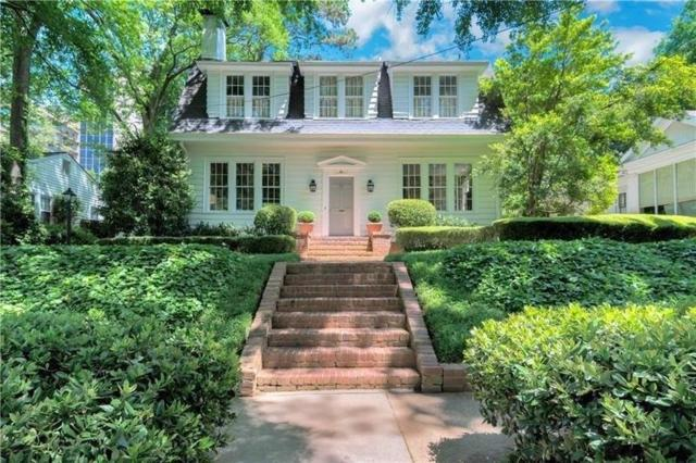 51 Standish Avenue NW, Atlanta, GA 30309 (MLS #6004415) :: The Hinsons - Mike Hinson & Harriet Hinson