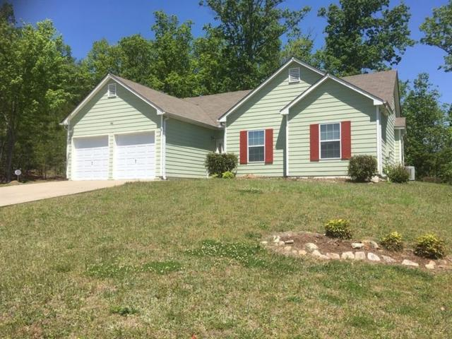 240 Arbor Drive, Rockmart, GA 30153 (MLS #6004455) :: The Russell Group