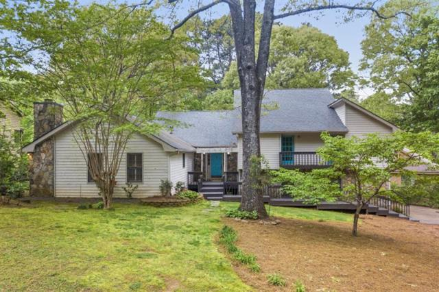 4851 Miller Farms Court, Peachtree Corners, GA 30096 (MLS #6004543) :: North Atlanta Home Team