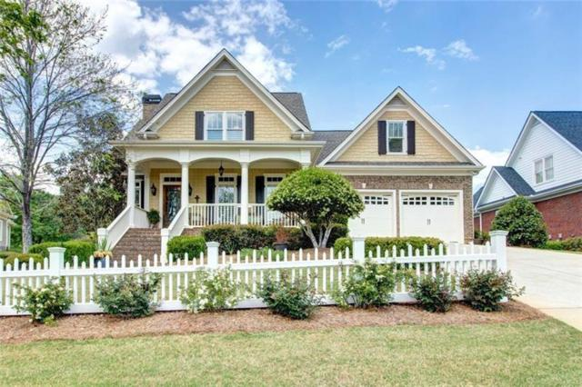 679 Garden Circle, Statham, GA 30666 (MLS #6004579) :: The Russell Group
