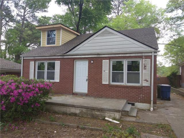2462 Perkerson Road SW, Atlanta, GA 30315 (MLS #6004774) :: The Zac Team @ RE/MAX Metro Atlanta