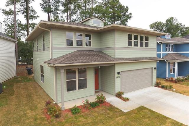 3500 Creekview Drive, Union City, GA 30291 (MLS #6004815) :: RE/MAX Paramount Properties