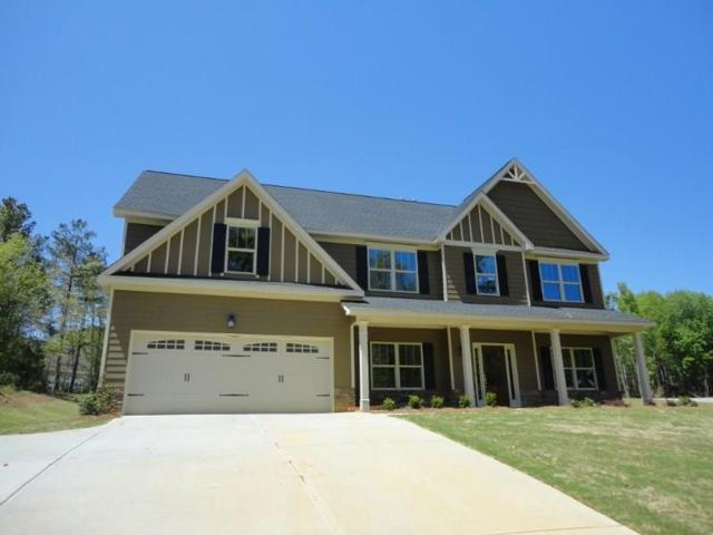 820 Mill Pond Way, Bremen, GA 30110 (MLS #6004949) :: Carr Real Estate Experts