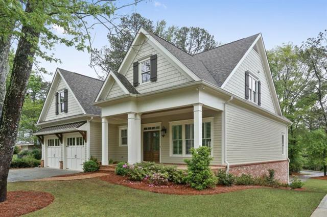 250 Mountain View Road NW, Marietta, GA 30064 (MLS #6004950) :: The Zac Team @ RE/MAX Metro Atlanta