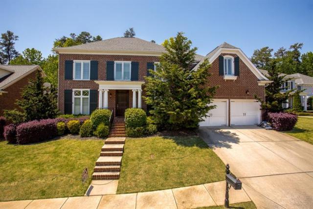 8020 Georgetown Circle, Suwanee, GA 30024 (MLS #6005025) :: North Atlanta Home Team