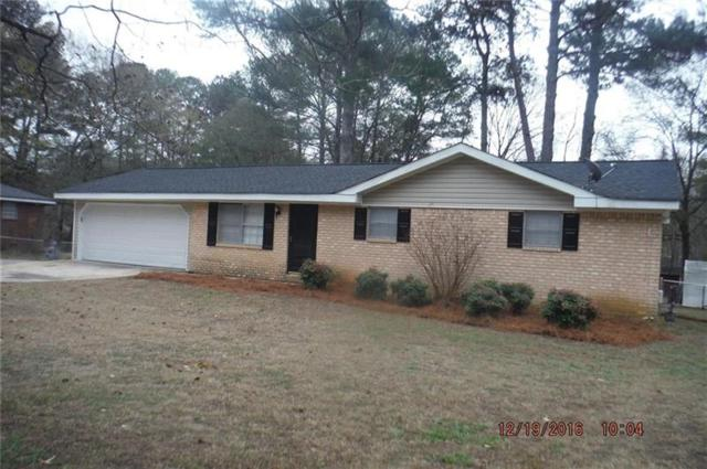 4801 Brownsville Road, Powder Springs, GA 30127 (MLS #6005031) :: The Bolt Group
