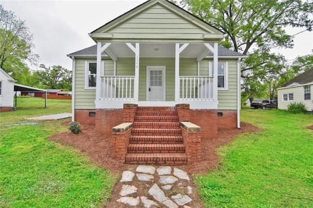 3348 Bloomfield Avenue, Clarkdale, GA 30111 (MLS #6005094) :: The Bolt Group