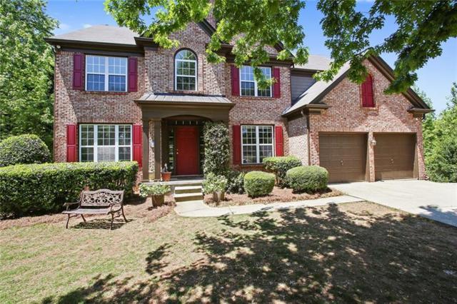 502 Glen Level Circle, Sugar Hill, GA 30518 (MLS #6005101) :: North Atlanta Home Team