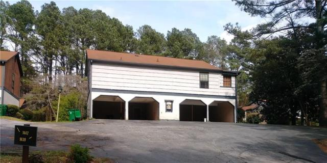 1435 Stone Mill Trace, Stone Mountain, GA 30083 (MLS #6005125) :: The Bolt Group