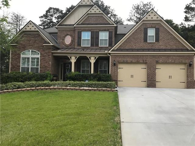 2119 Caledonia Drive, Lawrenceville, GA 30045 (MLS #6005279) :: The Russell Group