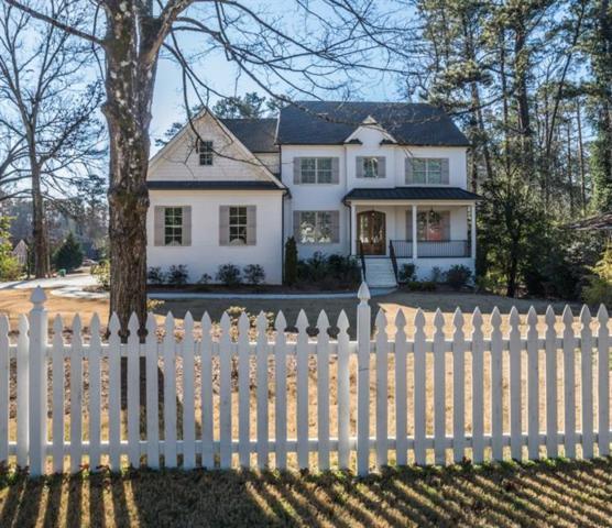 1287 Nerine Circle, Dunwoody, GA 30338 (MLS #6005335) :: RE/MAX Paramount Properties